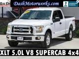 Ford F-150 XLT V8 SuperCab 4x4 Bedliner Auto 2015