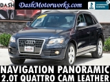 Audi Q5 2.0T Quattro Premium Plus Navigation Panoramic  2012