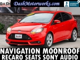 Ford Focus ST Manual Navi Moonroof Recaro Sony 2013
