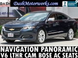 Chevrolet Impala LTZ V6 Navigation Panoramic Camera Bose Lea 2014