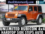 Jeep Wrangler Unlimited Rubicon 4x4 Hardtop Auto 2011