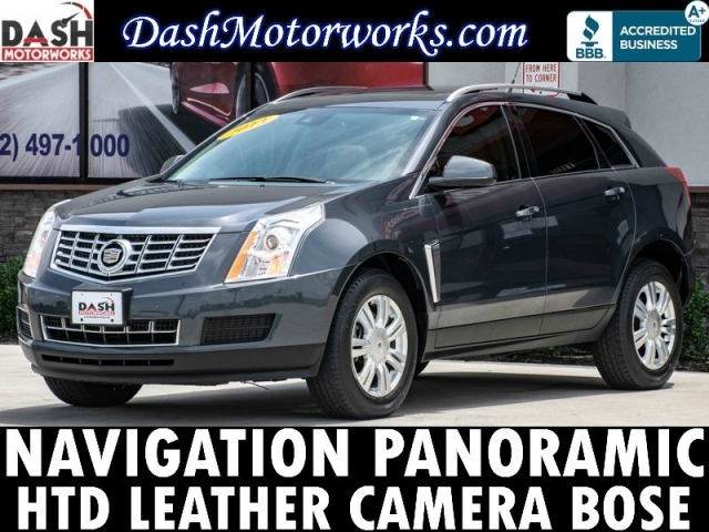 2013 Cadillac SRX Navigation Panoramic Camera Bose Leather