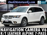 Dodge Journey R/T V6 Navigation Camera Leather 7-Pass 2016
