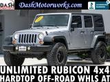 Jeep Wrangler Unlimited Rubicon 4x4 Auto Off-Road 2013