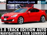 Hyundai Genesis Coupe 3.8 Track Edition Navigation Sunroof 2012