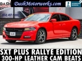 Dodge Charger SXT Plus Rallye Camera Leather Beats 2015