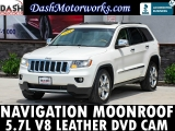 Jeep Grand Cherokee Overland HEMI V8 Navigation Sunroof 2011
