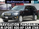BMW X5 xDrive50i M-Sport Navigation Panoramic Camera 2013