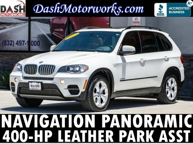 2013 BMW X5 xDrive50i Navigation Camera Panoramic