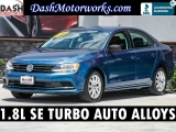 Volkswagen Jetta Sedan 1.8L SE Alloys Auto 2015