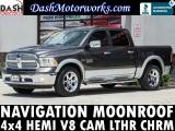 RAM 1500 Laramie 4x4 Crew Cab Navigation Sunroof Camer 2015