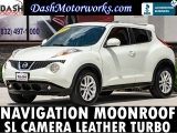 Nissan Juke SL Leather Navigation Camera Sunroof 2012