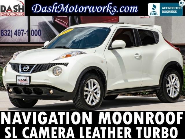2012 Nissan Juke SL Leather Navigation Camera Sunroof