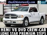RAM 1500 Lone Star Premium Crew Cab V8 DVD Bedliner St 2015