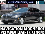 BMW 528i Premium Navigation Sunroof 2013
