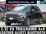 Jeep Cherokee Trailhawk 4x4 V6 Auto Alloys 2014