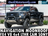 Ford F-150 FX4 SuperCrew V8 Navigation Camera Sunroof L 2013