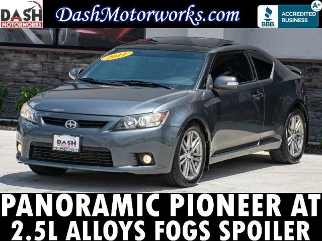 2011 Scion tC Panoramic Pioneer Alloys Fogs