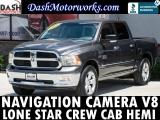 RAM 1500 Lone Star Crew Cab Navigation Camera HEMI V8 2014