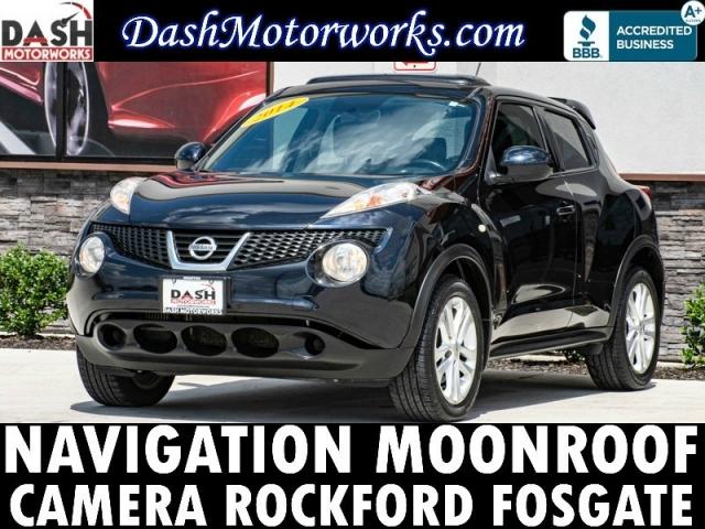 2014 Nissan Juke SV Navigation Camera Sunroof Auto
