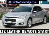 Chevrolet Malibu LTZ Leather Alloys Remote Start 2015