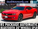 Chevrolet Camaro LT w/RS Package Bluetooth Auto 2010
