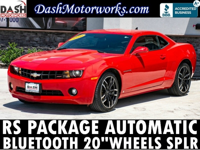 2010 Chevrolet Camaro LT w/RS Package Bluetooth Auto
