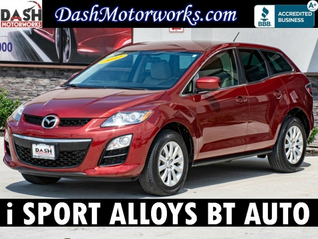 2012 Mazda CX-7 i Sport Alloys Bluetooth Automatic