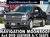 Chevrolet Avalanche LTZ 4x4 Navigation Camera DVD Sunroof Le 2011