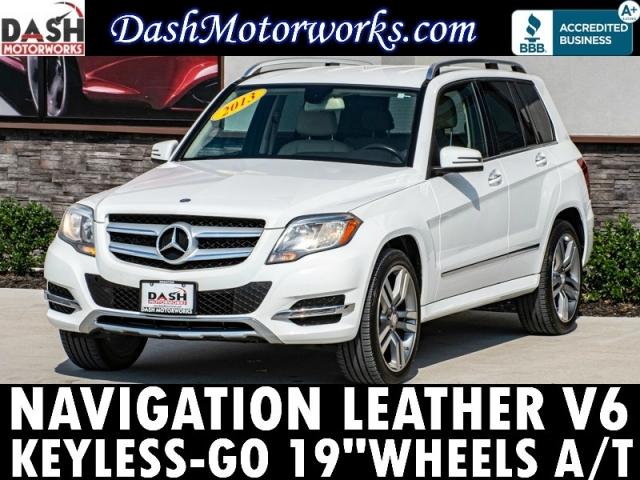 2013 Mercedes-Benz GLK 350 Premium Navigation Keyless Go Auto