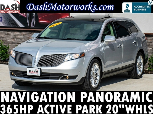 2014 Lincoln MKT EcoBoost AWD Elite Navigation Panoramic Camera
