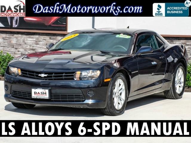 2014 Chevrolet Camaro LS Alloys 6-Speed Manual