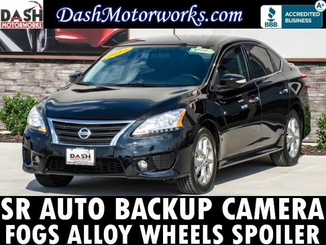 2015 Nissan Sentra SR Camera Keyless Go Alloys Spoiler Auto