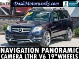 Mercedes-Benz GLK 350 Premium Navigation Panoramic Camera Leathe 2015