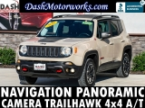 Jeep Renegade Trailhawk 4x4 Navigation Panoramic Camera 2016