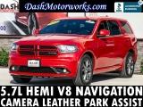 Dodge Durango R/T HEMI V8 Navigation Camera Leather 2014