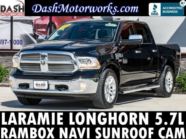 2014 RAM 1500 Laramie Longhorn Hemi V8 Navigation Rambox Ca