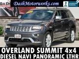 Jeep Grand Cherokee 4x4 Overland Summit Diesel Navigati 2014