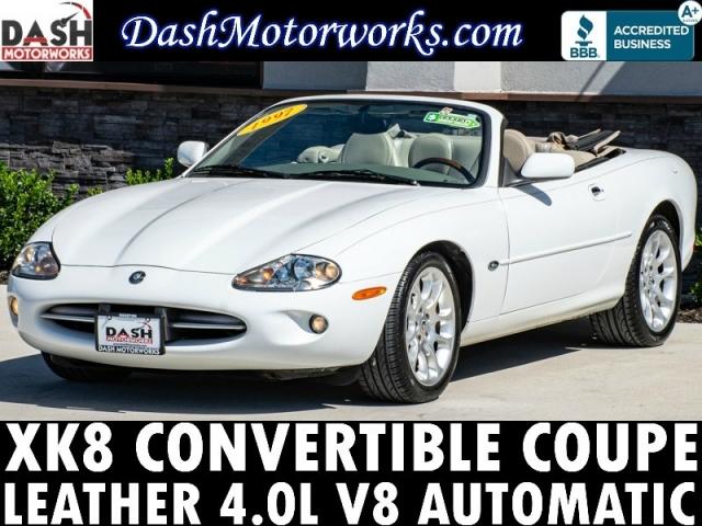 1997 Jaguar XK8 Convertible V8 Leather Auto