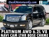 Cadillac Escalade Platinum AWD Navigation DVD Sunroof Camer 2011