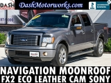 Ford F-150 FX2 SuperCrew Ecoboost Navigation Camera Sun 2012
