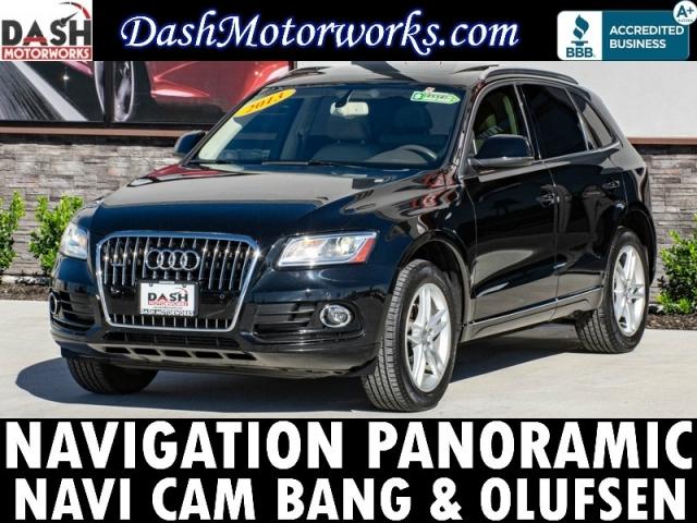 2013 Audi Q5 2.0T Quattro Premium Plus Navigation Panoramic
