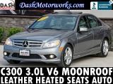 Mercedes-Benz C300 Sport Sedan V6 Leather Moonroof 2010