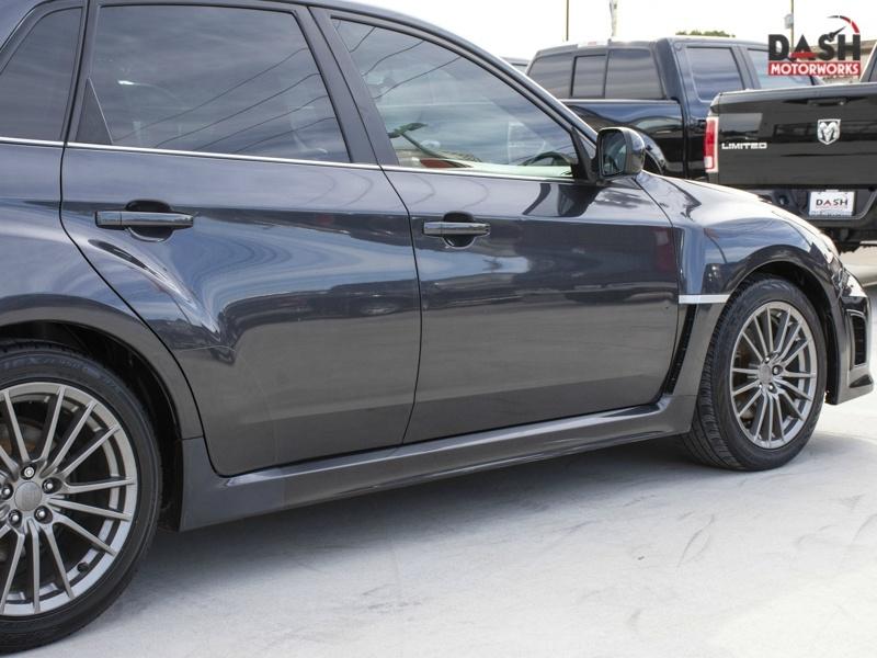 Subaru Impreza WRX Sedan Turbo AWD 5-Speed Manual 2014 price $14,995