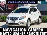 Buick Encore Leather Navigation Camera Remote Start 2015