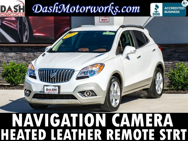 2015 Buick Encore Leather Navigation Camera Remote Start