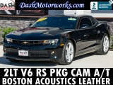 Chevrolet Camaro 2LT RS Pkg Leather HUD Boston Acoustics Aut 2015