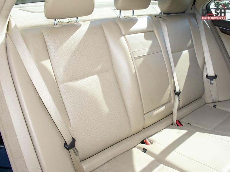 Mercedes-Benz C250 Sport Sedan Sunroof Leather Premium AMG Wheel 2014 price $11,995