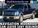 Ford F-150 King Ranch SuperCrew 4x4 5.0L V8 Sunroof Nav 2014