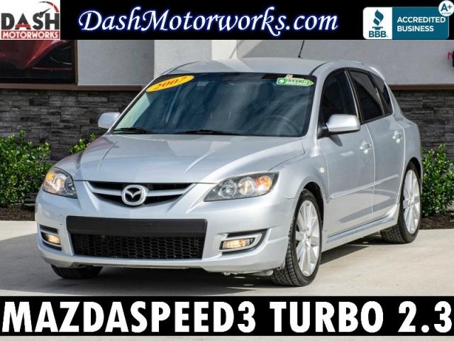 2007 Mazda Mazdaspeed3 Sport Hatchback Manual